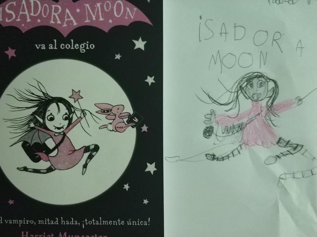 pócima y manualidades de Isadora Moon