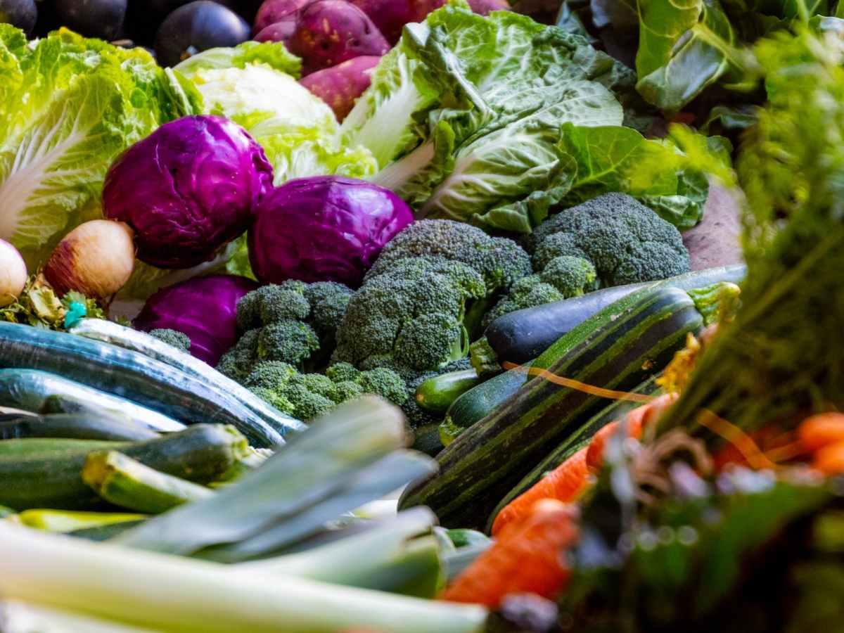 cocina de aprovechamiento - verdura